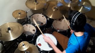 Evanescence - Bring me to life DRUM COVER by Emre MIRNAK