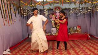 Apdi Pode Tamil Song Dance Performance