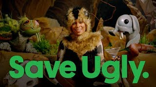 Save Ugly – Wilderness Society (feat. Rosario Dawson)