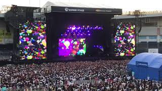 Gambar cover Marshmello summer sonic TOKYO 2018 マシュメロ 【 anne-marie friends alone wolves 他 Selena Gomes サマソニ