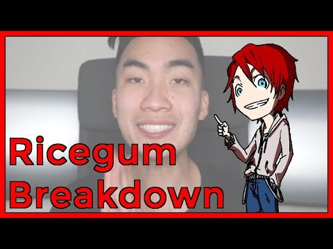 Thumbnail: Breaking Down Ricegum's Response (Content Cop)