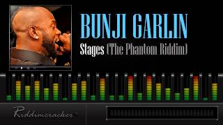 Bunji Garlin - Stages (The Phantom Riddim) [Soca 2013]