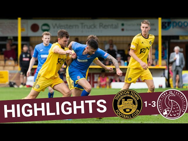 Extended Highlights: Tiverton Town 1-3 Taunton Town