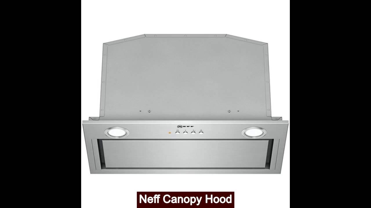 Neff Canopy Hood - Banyo  sc 1 st  YouTube & Neff Canopy Hood - Banyo - YouTube