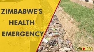 Zimbabwe cholera deaths reach 30, health minister says