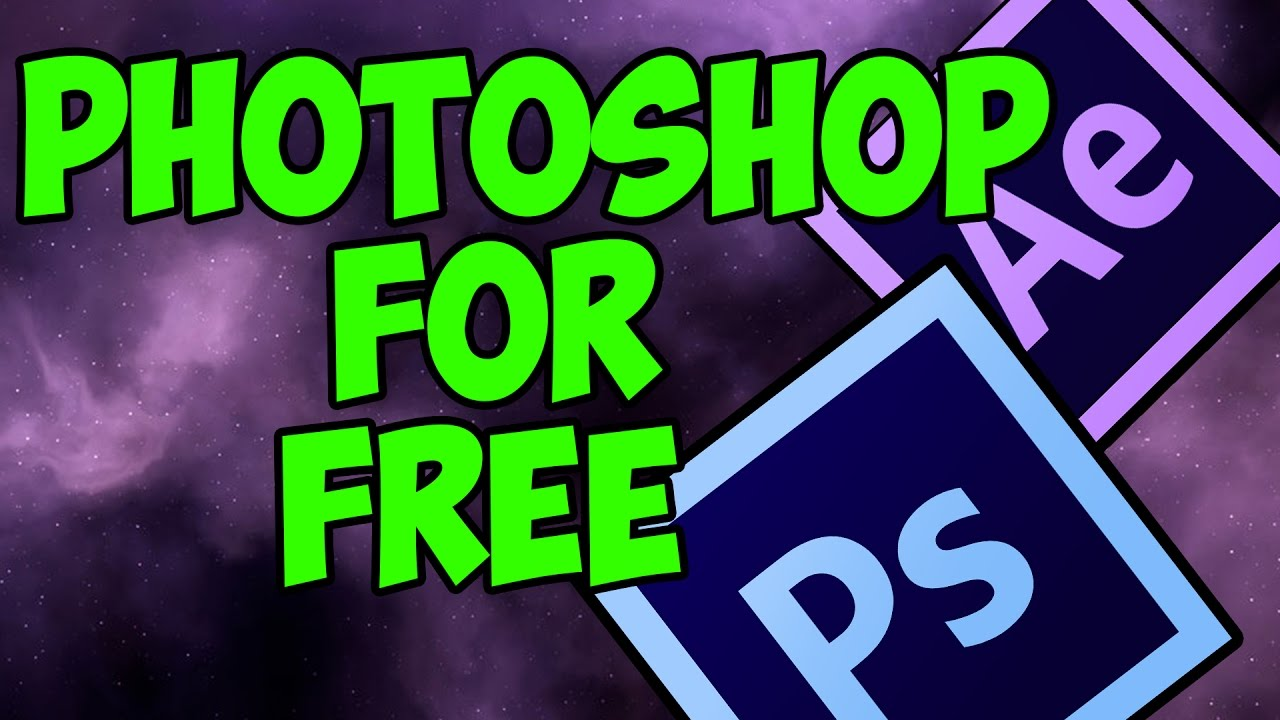 how to get any adobe profuct for free