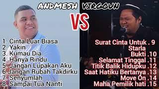 Download lagu lagu pilihan ANDMESH vs VIRGOUN