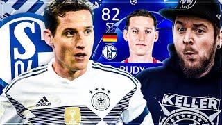 STAR 6er RUDY SBB 🔥 Rudy Tor nimmt Ehre x2 😱 vs Gamerbrother FIFA 19