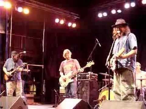 James McMurtry at Three Rivers Arts Fest June 08