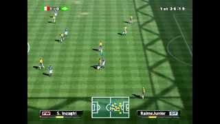 Pro Evolution Soccer (2001) (PlayStation 2)