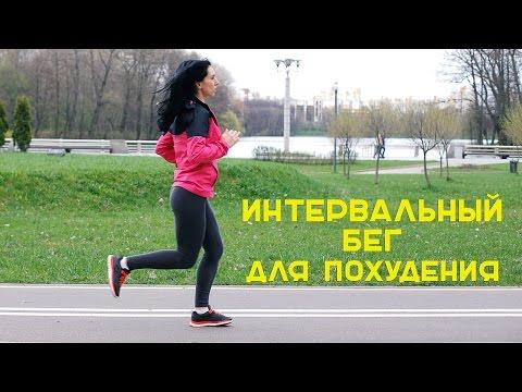 Интервальный бег — лучший способ похудеть  [Workout | Будь в форме]