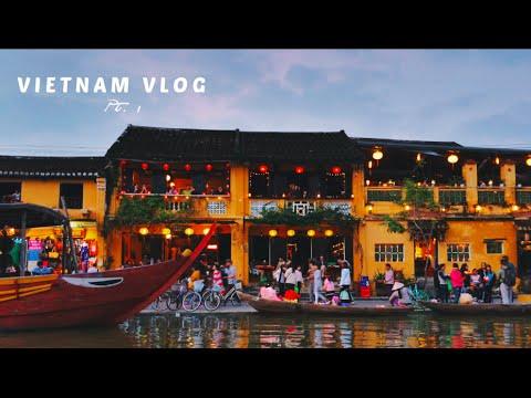 Vietnam Travel Vlog l HCM, Da Nang, Hoi An // Pt.1