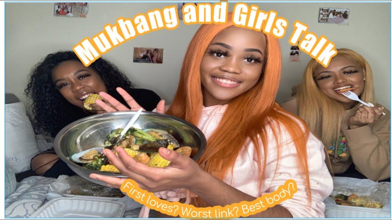 Quarantine Mukbang & Girls Talk