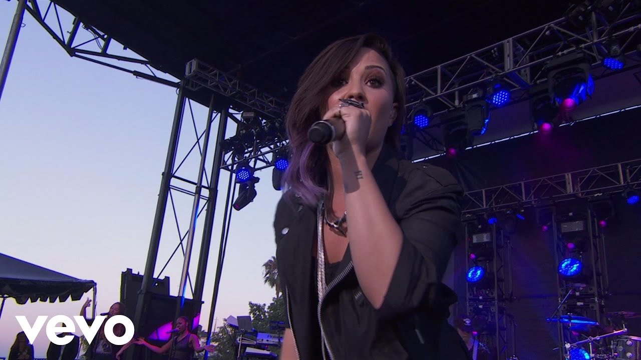Download Demi Lovato - Really Don't Care (Tour Warm-Up Live from the Honda Stage)