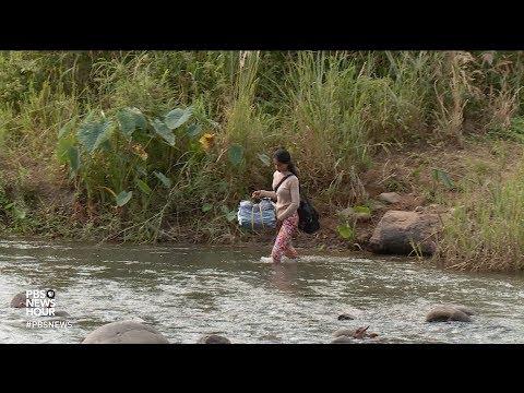 Fighting malaria in the remote reaches of Cambodia