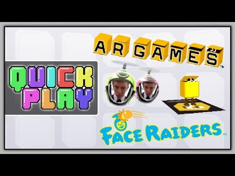Quick Play - Face Raiders / AR Games