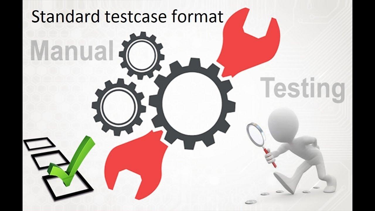 Manual Test Case Template Vosvetenet – Test Format Template