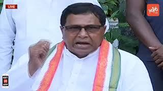 Jana Reddy Narrates Rabbit And Tortoise Story   TRS   Mahakutami   Telangana News   YOYO TV Channel