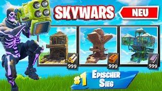 Neue Skywars Base Challenge in Fortnite 🌌