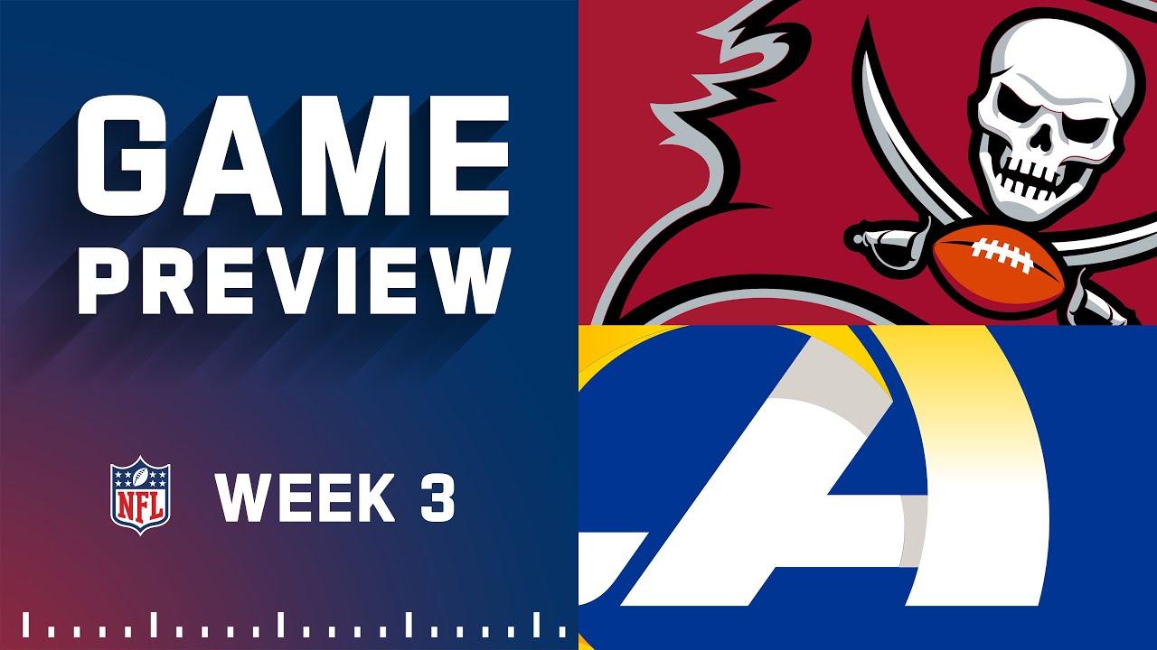 Download Tampa Bay Buccaneers vs. Los Angeles Rams | Week 3 NFL Game Preview