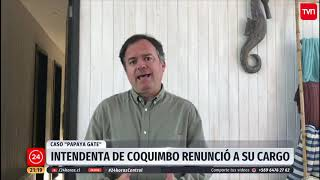 Intendenta de Coquimbo presenta su renuncia ante investigación por fraude al Fisco