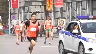 67 легкоатлетическая эстафета