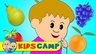 Johny Johny Fruit Version + More Nursery Rhymes And Kids Songs by KidsCamp