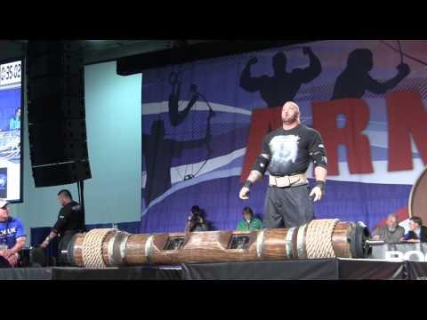 2014 Arnold Strongman Classic Event 1, Austrian Oak