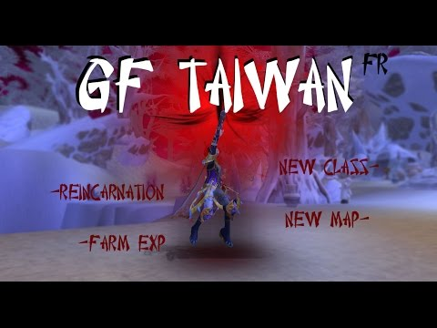 GF TAIWAN FR - New CLASS et plus