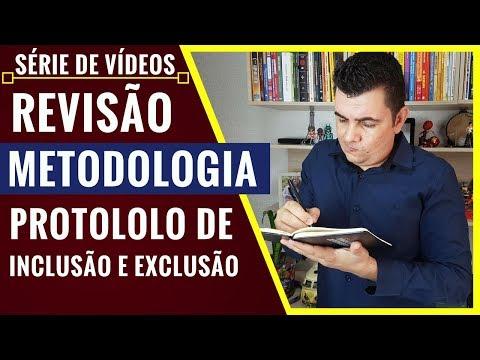 Vídeo Revisão literatura
