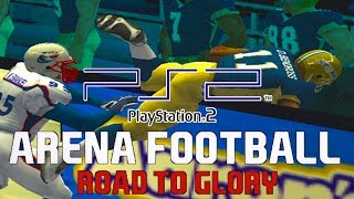 Arena Football PS2 - Road to Glory FULL SEASON LIVE! EP. 1