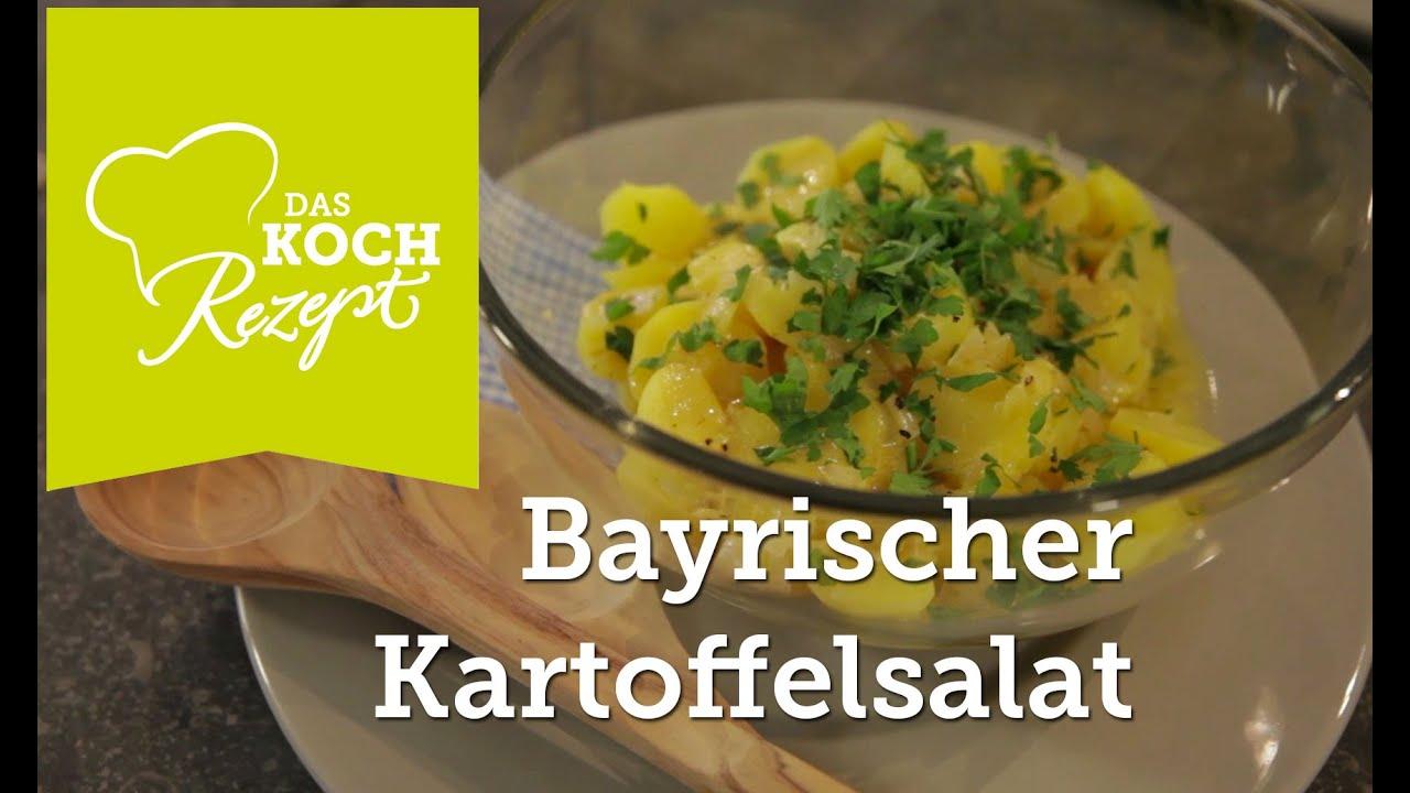 Bayerischer Kartoffelsalat Schuhbeck