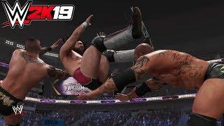WWE 2K19: Top 10 Epic Cutscenes (Showcase Mode)