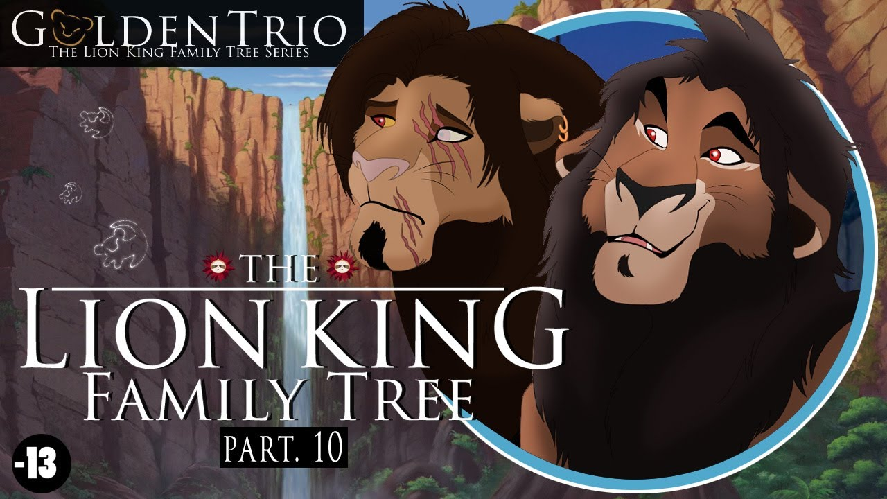 The Lion King Family Tree Part 7 By Slothastic
