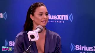 Nicole Ryan And The Morning Mashup Interview Demi Lovato