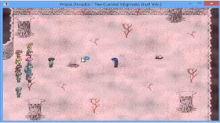 Prana Arcadia : The Cursed Stigmata walkthrough part 6(4/4) : รักข้ามสายพันธ์ = =