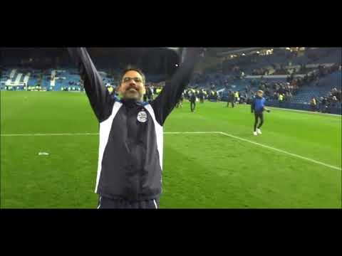 WATCH: some of David Wagner's best moments from his two years in charge!