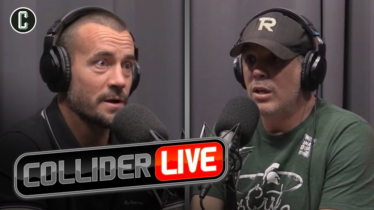 CM Punk Talks WWE Return, AEW, Girl on the Third Floor and If He Would Return to the UFC