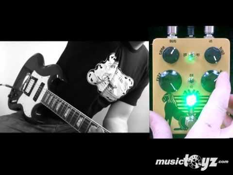 Black Arts Toneworks Pharaoh Fuzz Guitar Pedal