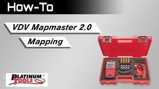 VDV MapMaster 2.0 Mapping