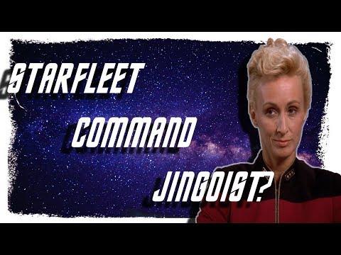Starfleet on Trial (Too Expansionist And/or Jingoist!?)