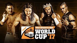 World Cup Finals LIVE: Ospreay vs Ricochet, Conners vs KUSHIDA