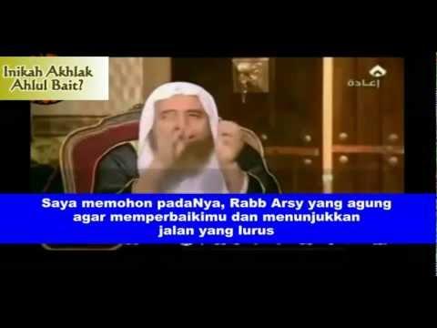Beginikah Akhlak Pencinta Ahlul Bait? - Syeikh Adnan Ar'ur [Video]