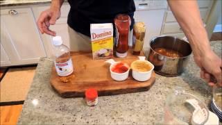 How To Make Apple Cider Vinegar Bbq Sauce - Episode 5