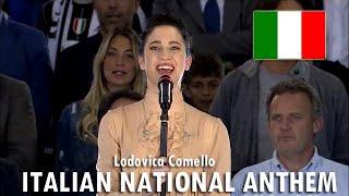 Italian National Anthem 🇮🇹 - Il Canto degli Italiani  (Lodovica Comello)