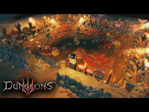 Dungeons 3 Complete Collection - Video