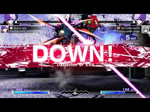 UNDER NIGHT IN-BIRTH Exe:Late[cl-r] - Marisa v Boogie-sama (Match 10) |
