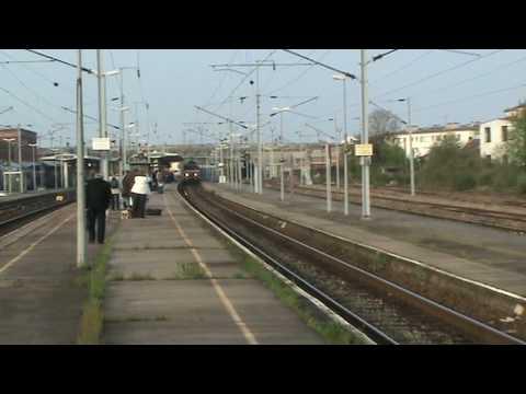 Venise Simplon Orient express - 9 mai 2010 19h29 - St Quentin