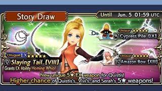 Dissidia Final Fantasy Opera Omnia Global - Quistis EX Banner