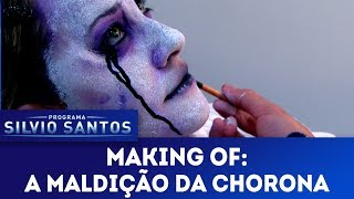 Making Of: A Maldição da Chorona - The Curse of La Llorona | Câmeras Escondidas